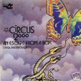 circus 2000 - an escape from a box CD 1989 vinyl magic italy 5 tracks used mint