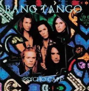 bang tango - psycho cafe CD 1989 MCA 10 tracks used