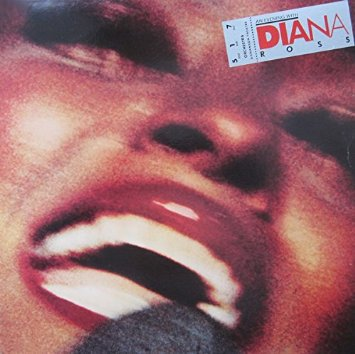 diana ross - an evening with diana ross CD 1977 1992 motown 34 tracks used mint