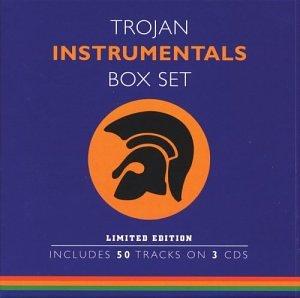 trojan instrumental box set limited edition CD 3-discs 1999 trojan used