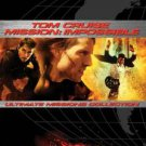 mission impossible - ultimate missions collection BLU RAY 4-discs set 2008 paramount used mint