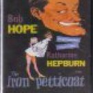 iron petticoat - bob hope + katherine hepburn DVD 2003 carlton REGION 2 used