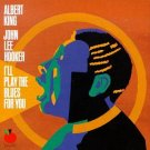albert king + john lee hooker - i'll play the blues for you CD 1989 rhino used mint