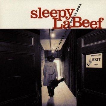 sleepy labeef - i'll nevr lay my guitar down CD 1996 rounder 11 tracks used mint
