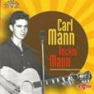 carl mann - rockin' mann CD 1996 charly 28 tracks used mint