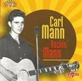 carl mann - rockin' mann CD 1996 charly 28 tracks used mint