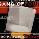 gang of four - 100 flowers bloom CD 2-discs 1998 rhino 40 tracks used mint