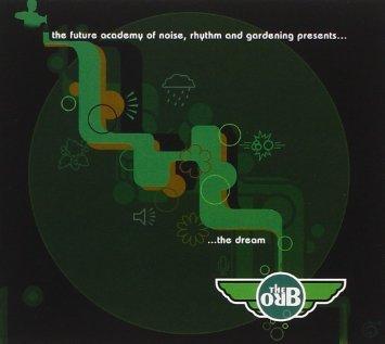 orb - the dream CD 2007 six degrees dragonfly 15 tracks digipak used mint