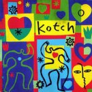 kotch - kotch CD 1989 taxi island mango 9 tracks used mint