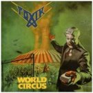 toxik - world circus CD 1987 roadrunner metal mind limited edition #1722 / 2000 used mint