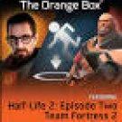 xbox 360 the orange box Valve 2007 T-M NTSC used mint