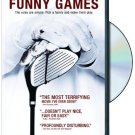 funny games - naomi watts + tim roth DVD 2008 warner used mint