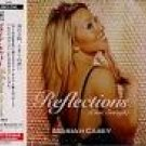 mariah carey - reflections (care enough) CD single 2001 sony japan 2 tracks new