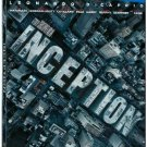 inception - limited steelbook edition blu-ray + DVD used mint