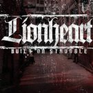lionheart - built on struggle CD 2011 mediaskare 13 tracks used mint