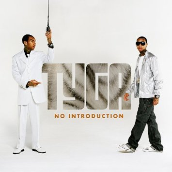 tyga - no introduction CD 2008 decaydance 13 tracks used mint