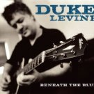 duke levine - benesth the blue CD 2007 loud loud music 11 tracks used mint