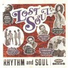 lost soul - various artists CD 1994 sony 20 tracks used mint