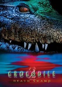 crocodile 2 death swamp DVD 2002 lions gate used mint