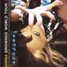 madonna - drowned world tour 2001 DVD warner used mint