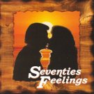 seventies feelings - various artists 2CDs 1995 warner special products mystic 40 tracks used mint