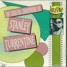 soulful saxophone of stanley turrentine CD 1992 cema capitol-EMI 8 tracks used mint