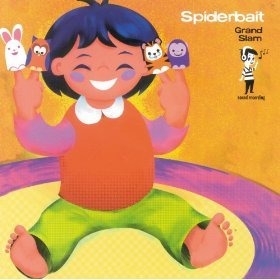 spiderbait - grand slam CD 2-discs 1999 polydor used mint