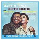 richard rodgers - south pacific - martin pinza and original broadway cast CD columbia 16 tracks used