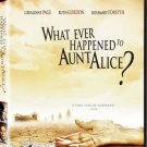 what ever happened to aunt alice? - geraldine page DVD 1994 MGM used mint