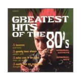 greatest hits of the 80's - various artists CD 1996 sony 10 tracks used mint