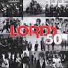 the lords - 50 CD reflex media austro mechana germany 17 tracks used mint
