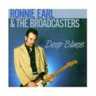 ronnie earl - deep blues CD 1988 black top 17 tracks used mint