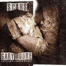 gary moore - scars CD 2002 sanctuary 10 tracks used