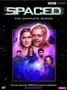 spaced - complete series DVD 3-disc set 2008 BBC used