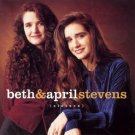 beth & april stevens - sisters CD 1998 rounder records 12 tracks used mint
