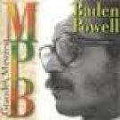 baden powell - grandes mestres da mpb CD 1997 warner brasil 14 tracks used mint