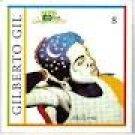 gilberto gil - MPB compositores 8 CD globo 12 tracks used mint