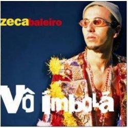 zeca baleiro - vo imbola CD 1999 MZA 14 tracks used mint