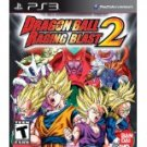 dragon ball: raging blast 2 - PlayStation 3 Bandai 2010 used mint