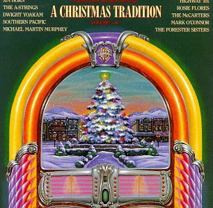 a christmas tradition volume 2 - various artists CD 1988 warner 10 tracks used mint