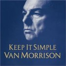 van morrison - keep it simple CD 2008 exile 11 tracks used mint