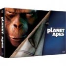planet of the apes - 40-year evolution blu-ray 5-disc set 2008 20th century fox new