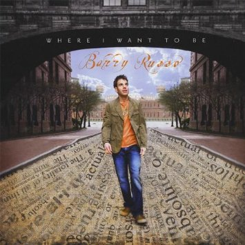barry russo - where i want to be CD 2008 7 tracks used