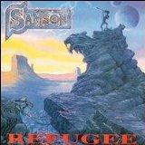 samson - refugee CD 1996 magnum 12 tracks used mint