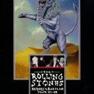 rolling stones - bridges to babylon tour '97 - 98 DVD warner 120 minutes used mint