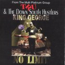 king george - no limit CD 1999 highness me & mine 20 tracks used mint