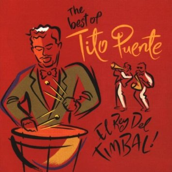best of tito puente - el rey del timbal CD 1999 rhino 18 tracks used mint