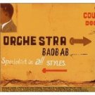 orchestra baobab - specialist in all styles CD 2002 nonesuch 9 tracks used mint
