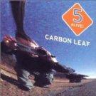 carbon leaf - 5 alive! CD 2-discs 2003 constant ivy music 21 tracks used mint
