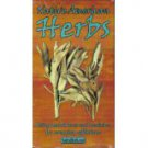 native american herbs - brendan w. tully VHS 50 minutes used